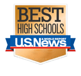 USNews Best High Schools Badge - generic