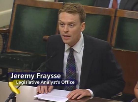Jeremy Fraysse, ACLC Alumni